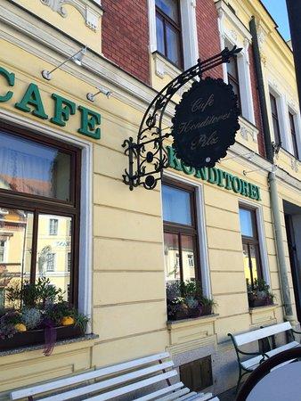 Gmuend, Áustria: Café-Konditorei Pilz in Gmünd, NÖ