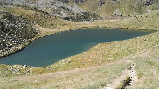 Incles, Andorra: Primer lago