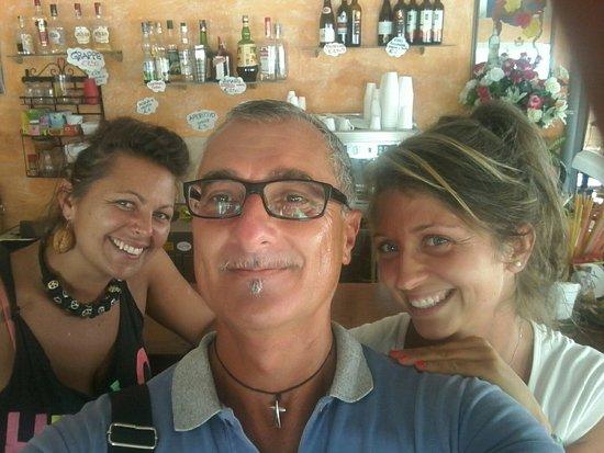 Piano di Follo, Italy: Che belle persone si incontrano qui