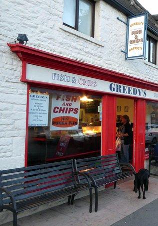 Greedy's