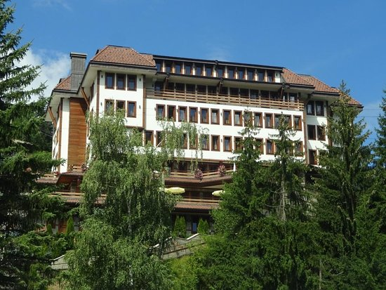 Shiroka Laka, Bulgaria: Blick von der Musikschule