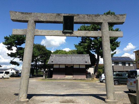 Tsurukesaki Tenmangu