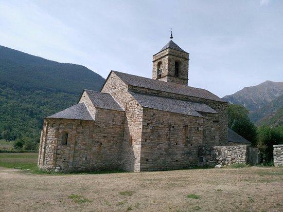 Esglesia de Sant Feliu de Barruera