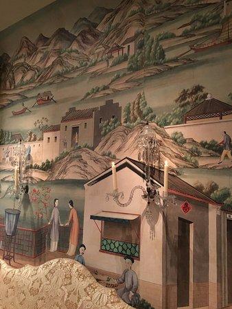 Winterthur, DE: 起居室广州壁纸 从巴黎转运