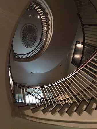 Winterthur, DE: 天哪,好美的楼梯