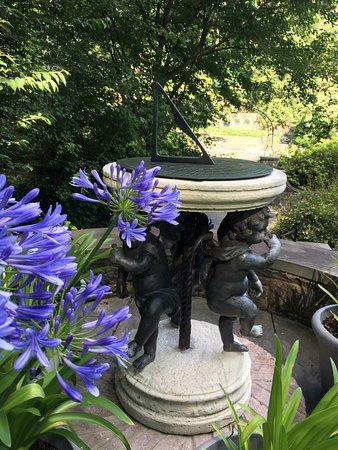 Winterthur, DE: 花园小景