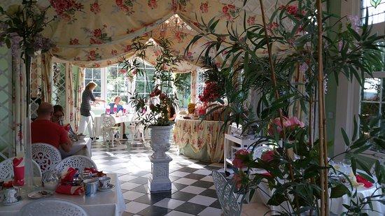 Maranatha Country House: breakfast room