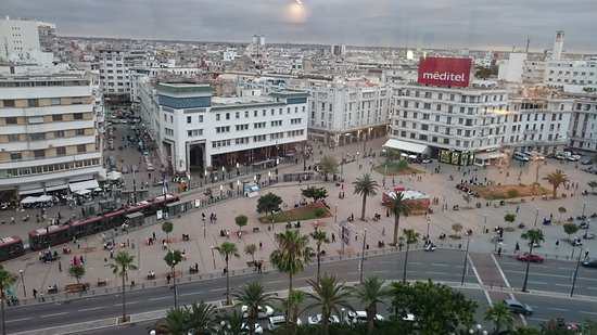 Among the best 5 star hotels of Casablanca