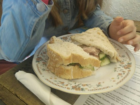 Emilys: Sandwiches made to the exacting requirements of our kids - plates eaten clean!