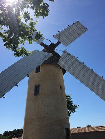 Saint-Etienne-du-Bois, France : Le moulins des gourmands de Saint Révérends