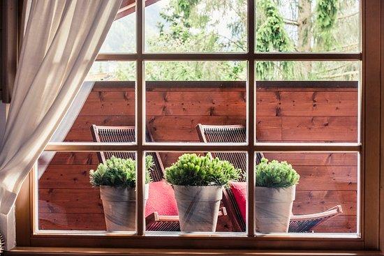 Schönherr Haus: Balkon