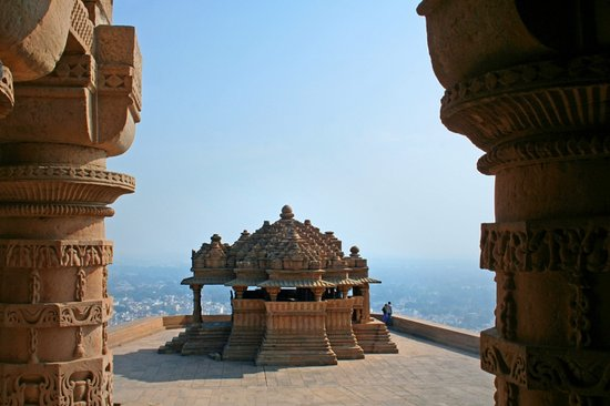 Gwalior, India: Sas Bahu ka Mandir