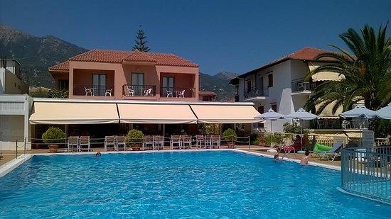 Athos Hotel: Lovely.