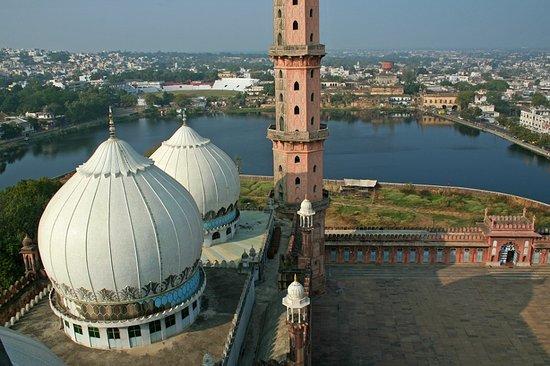 Bhopal, India: Taj-ul-Masajid