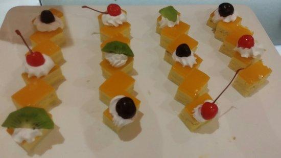 Heyuan, Chine : Hotel buffet