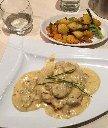 Broxburn, UK: The wonderful food and friendly staff in Giannino's