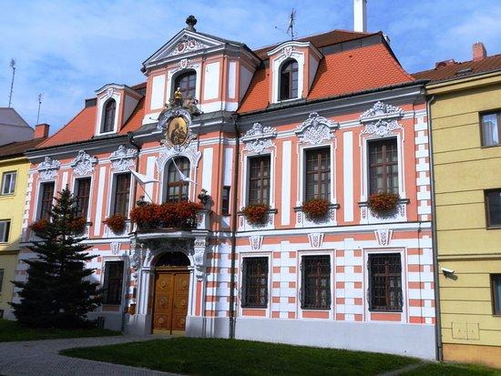 Sobkuv palace Opava