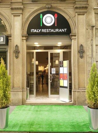 Italy restaurant milan restoran yorumlar tripadvisor for Restaurant italien 95