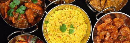 Princes Risborough, UK: indian delicious food