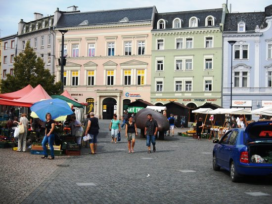 Farmers markets Opava