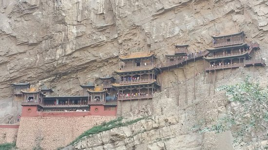 Hengshan Hanging Temple (Xuankong si): 20160807_164945_large.jpg