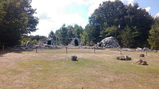 Saint-Cesaire, Франция: parc
