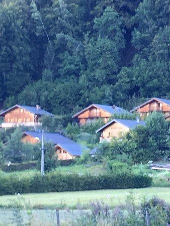 Camping Les Domes de Miage