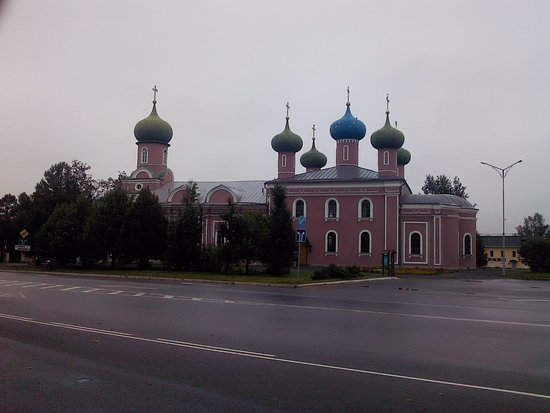 ‪Transfiguration Cathedral‬