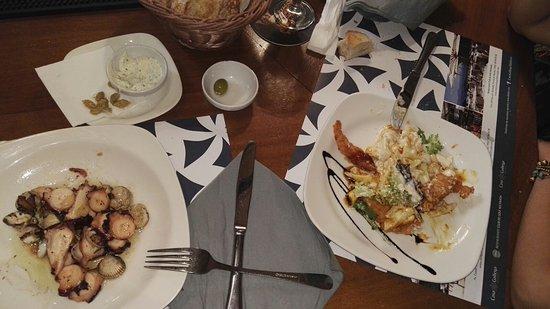 Restaurante la casa gallega en palma de mallorca con cocina otras cocinas espa olas - La casa gallega palma ...