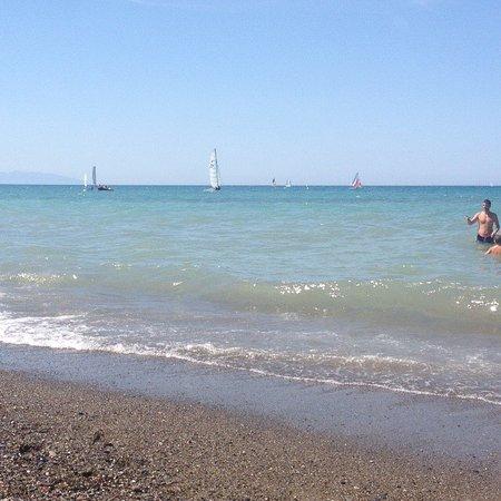 Marina di Castagneto Carducci, Italien: Bagno Ondablu