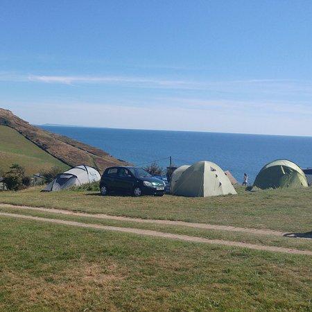Eype House Caravan & Camping Park: IMG_20160826_155153_large.jpg
