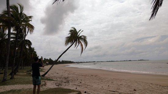 Enseadinha beach : Mar