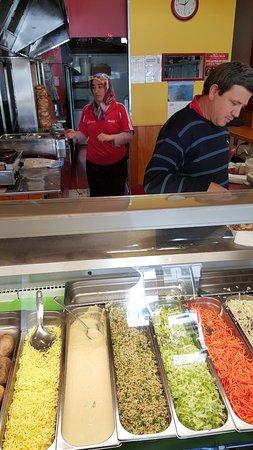 Gore, Selandia Baru: 料理區