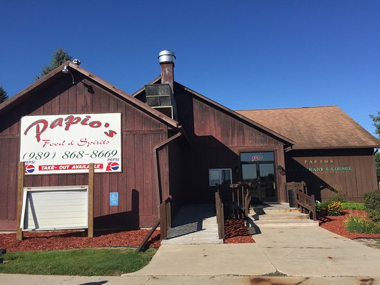 Reese, MI: Fast service and good food