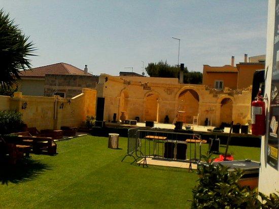 Giuseppe Manco Open Theatre