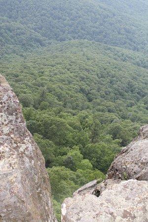 Stony Man Mountain Hike: View from Little Stony Man