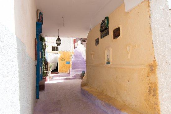Dar KamalChaoui: L'entrée de la maison d'hôte