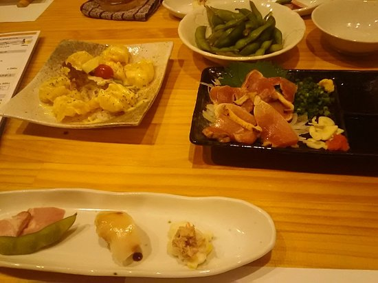 Izumiotsu, Japan: 居酒屋メニュー豊富です。