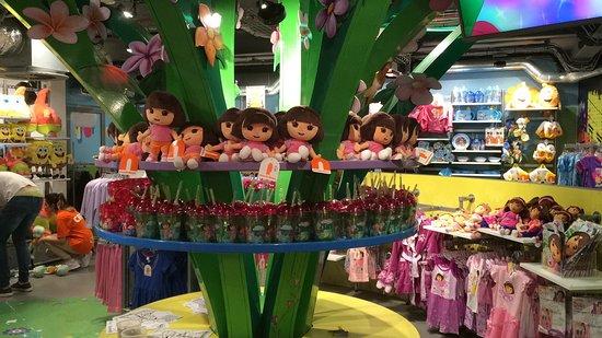 The Nickelodeon Store