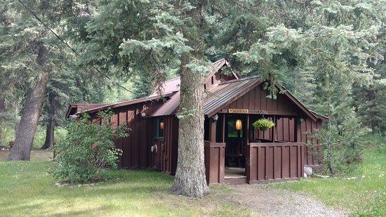 O-Bar-O Cabins: Ponderosa Cabin