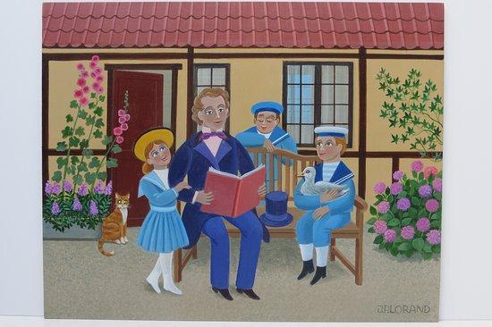 """Hans Christian Andersen Museum: """"Il était une fois..."""""""