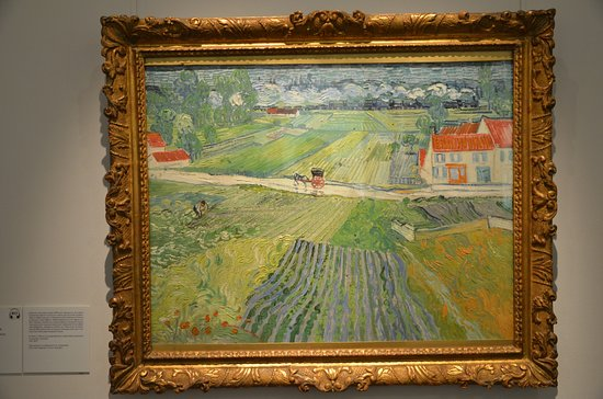 Art Gallery of the European and American Countries of the XIX-XX centuries : Van Gogh