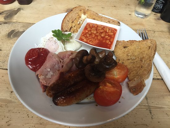 Stanwick, UK: Mmmmmm