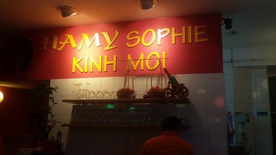Hamy Sophie: Вьетнамский сюрприз.