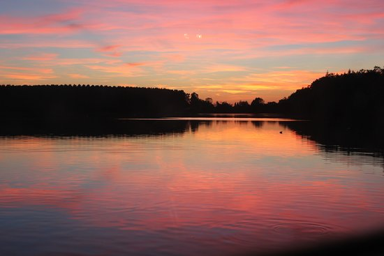 Beaumarches, Франция: Lac de Marciac