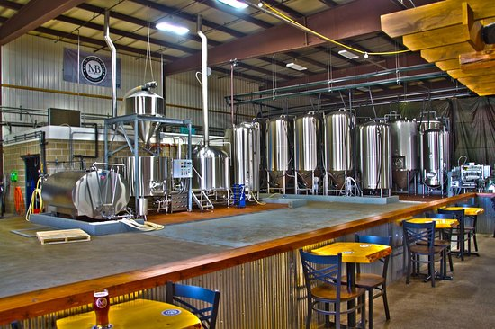 North Mankato, MN: Taproom and production brewery