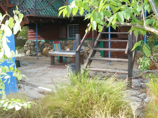 Auriga Ecolodge: the first floor