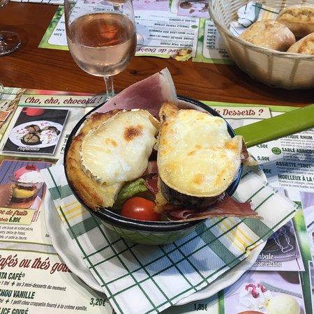 La pataterie photo de la pataterie saint maximin - Restaurant la table de bruno saint maximin ...