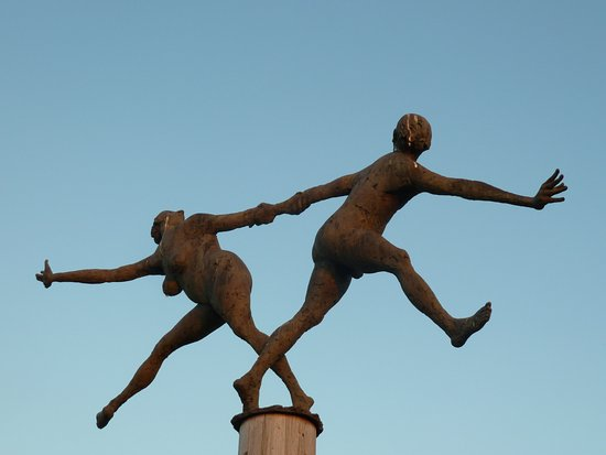 Weinstadt, Tyskland: Tanz