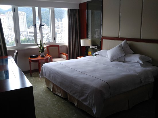 Guizhou Park Hotel: Double room- with windows open